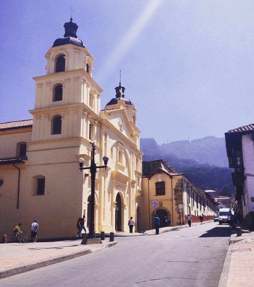 La Candelaria , Bogota - Colombie, Amérique du sud