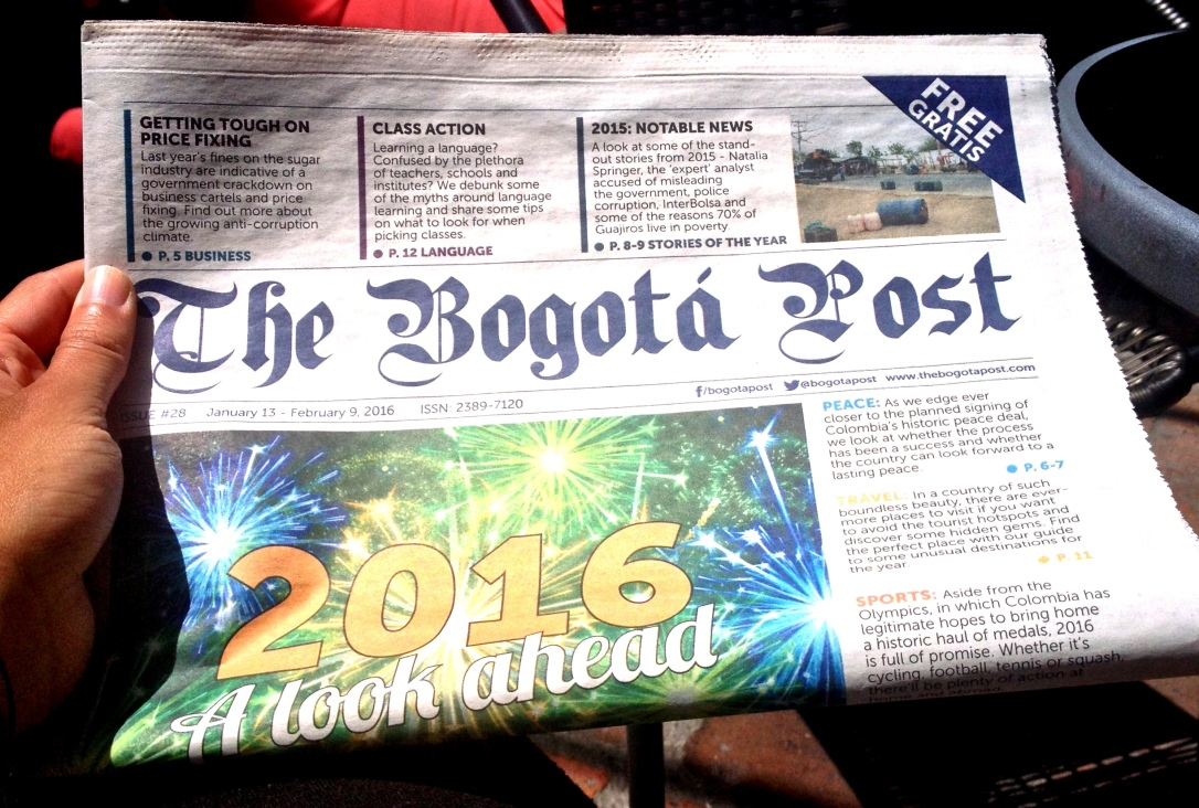 The Bogota Post - Colombie