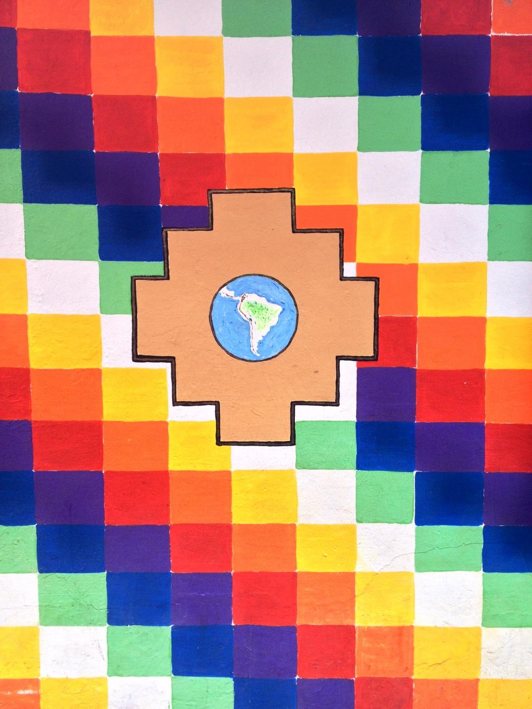 Amérique du sud et latine: graffiti - street art