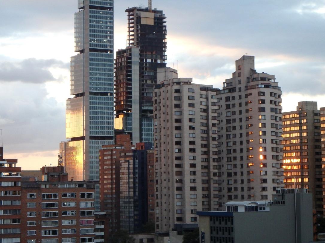 Bogota, le centre - Colombie , amérique du sud