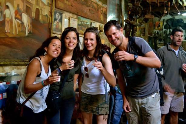 échange universitaire, voyage amérique du sud, latine, pisco, pérou