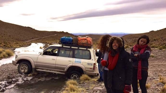 Tour uyuni en Bolivie, problème, drôle, amérique du sud, latine