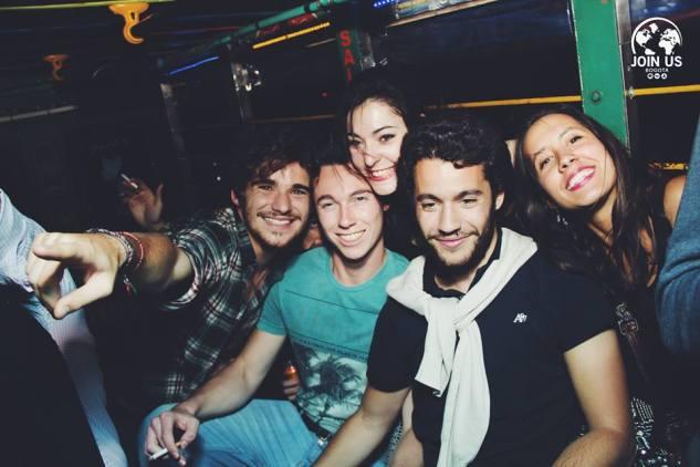 Faire la fête à Bogota, Colombie, amérique du sud, latine