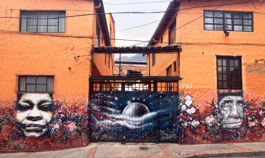 Las Aguas, Bogota, colombie, amérique du sud, latine, inégalités, apartheid, clochards
