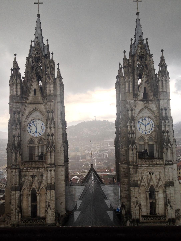 Centre de Quito, Equateur, Amérique du sud, amérique latine
