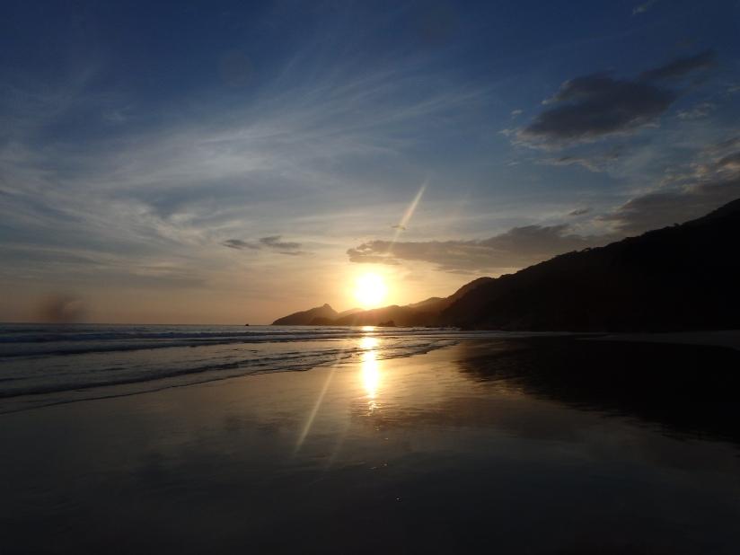 Lopes Mendes, Ilha Grande, Brésil, Amérique du sud