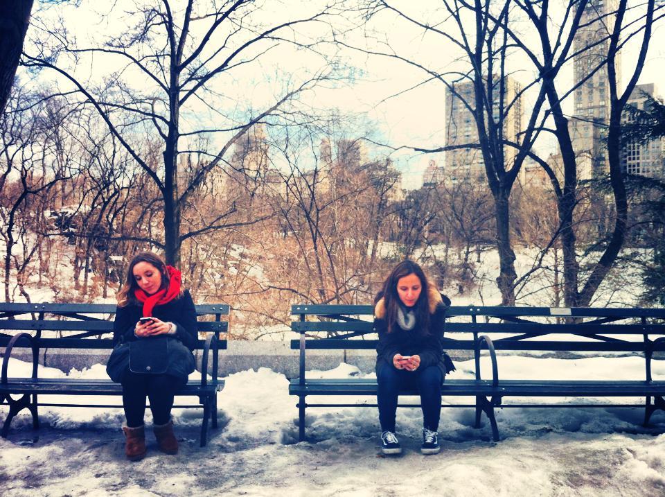 Voyage entre filles à New York - voyage en solitaire