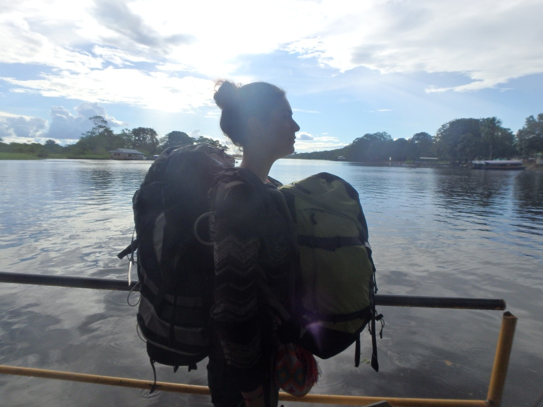 Voyage solitaire - voyage sac à dos pour une fille seule