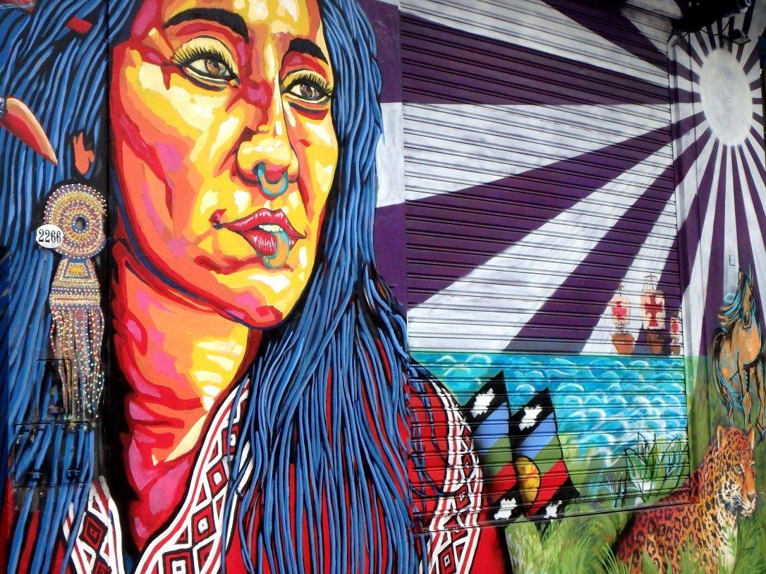 Street art, Buenos Aires, Argentine, Amérique du sud