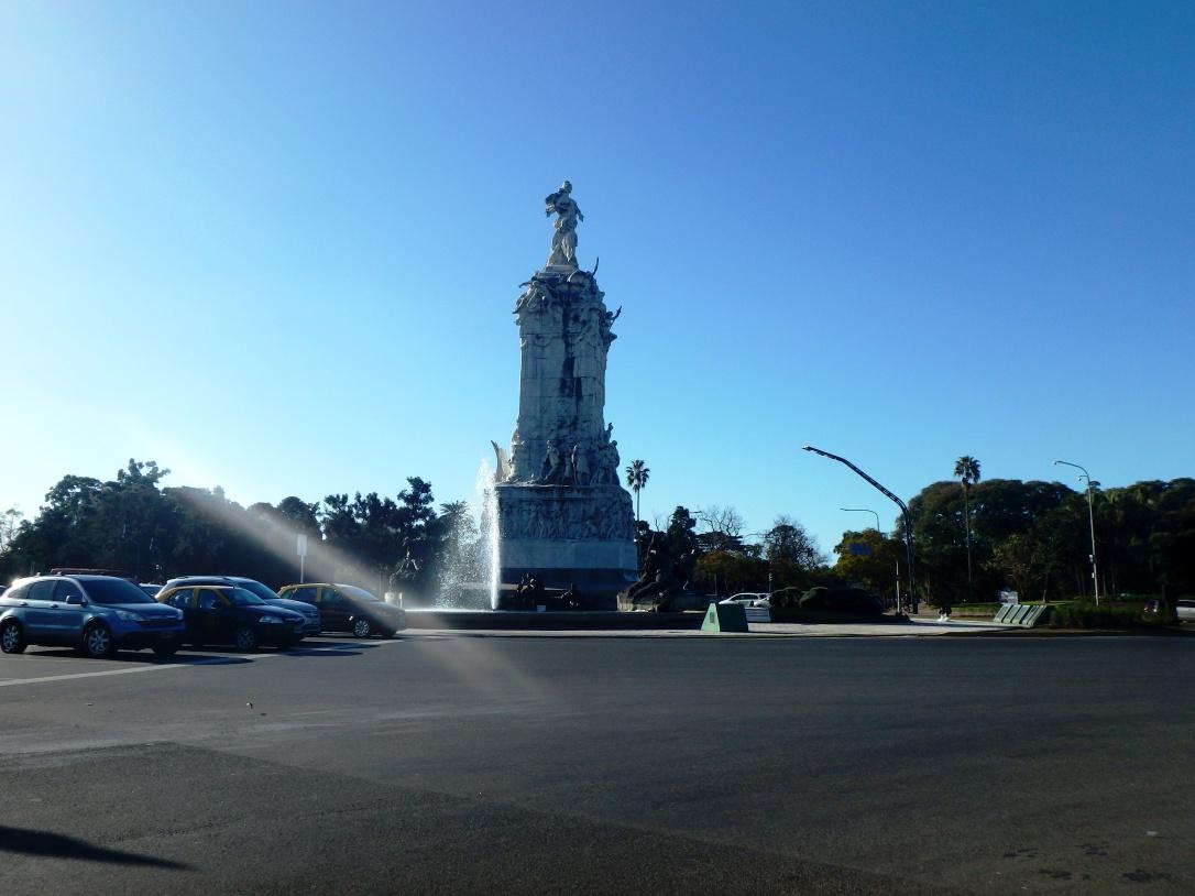 Palermo -  Buenos aires, argentine. Amérique du sud, latine