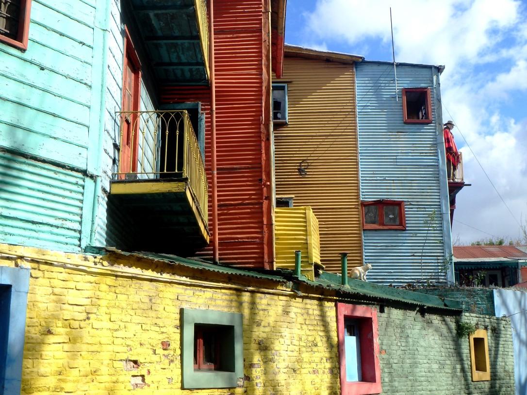 Préparer son voyage - La Boca, Buenos Aires, Argentine - amérique du sud