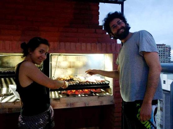 Asado argentin - les clichés sur les argentins. Argentine, Amérique du sud