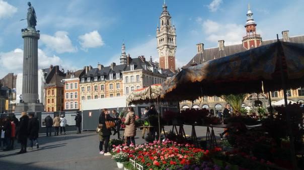 Une Argentine à Lille