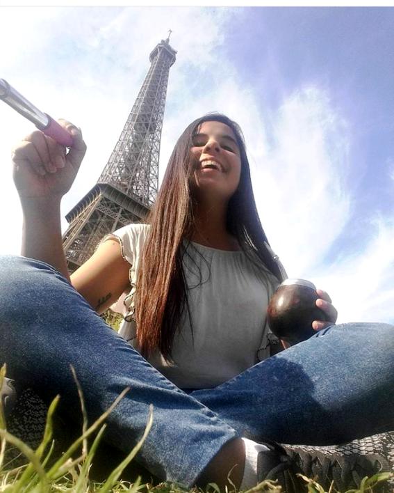 Une argentine à Paris!