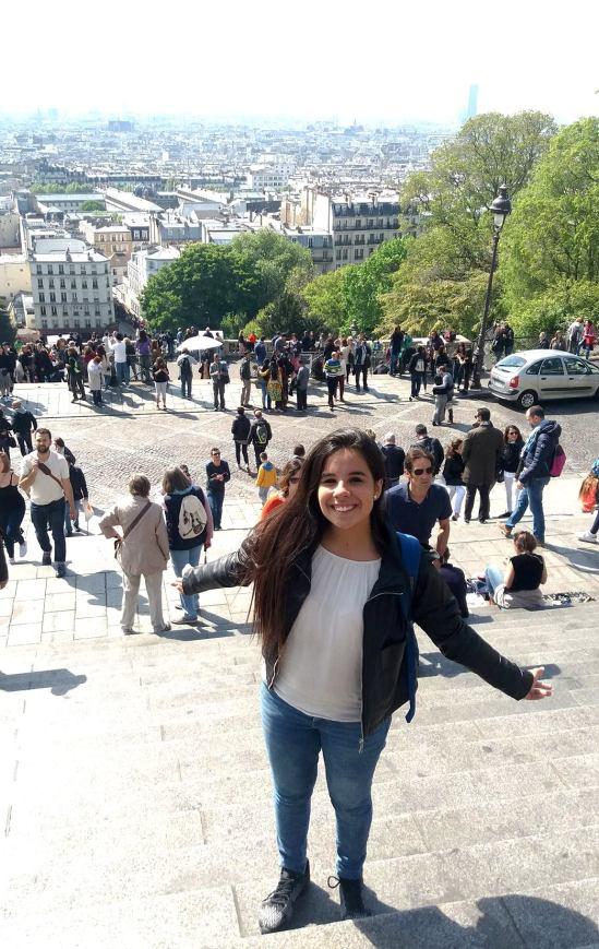 Une Argentine à Paris