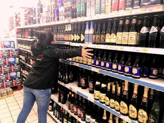 La bière dans le nord de la france