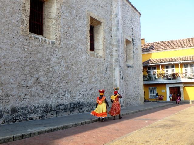 Carthagène, Colombie, Amérique du sud