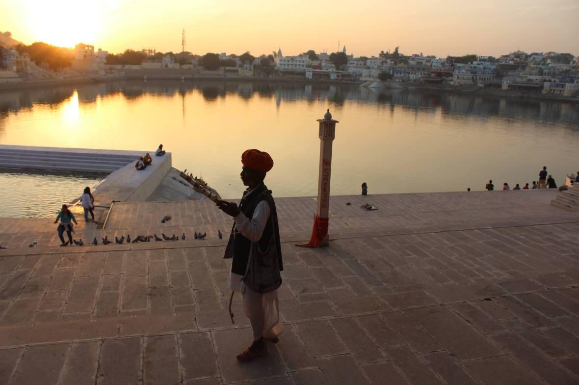 Starter pack du touriste français en inde