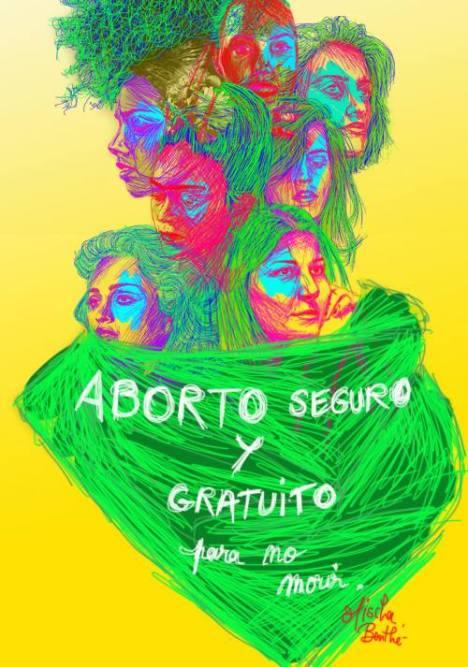 mischa aborto seguro y gratuito argentina