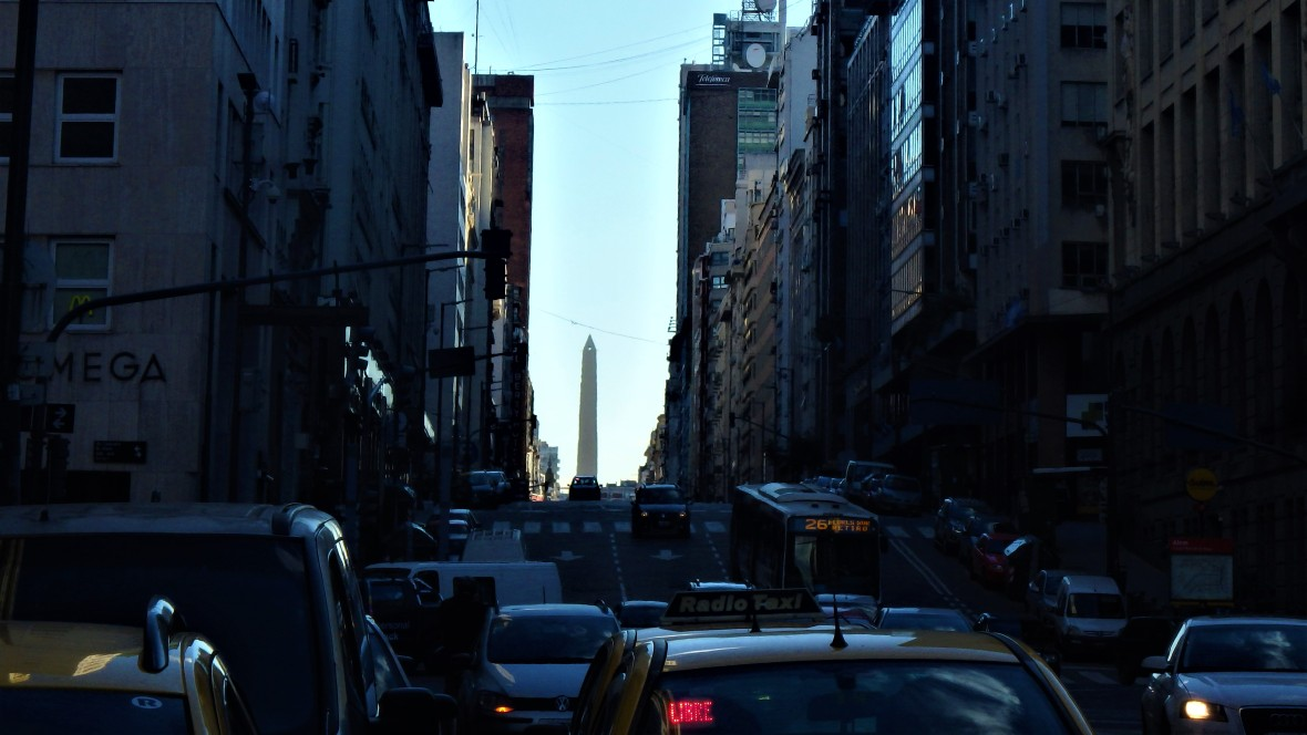 Buenos Aires, playlist, chansons