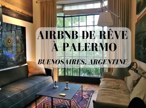 airbnb palermo buenos aires argentine
