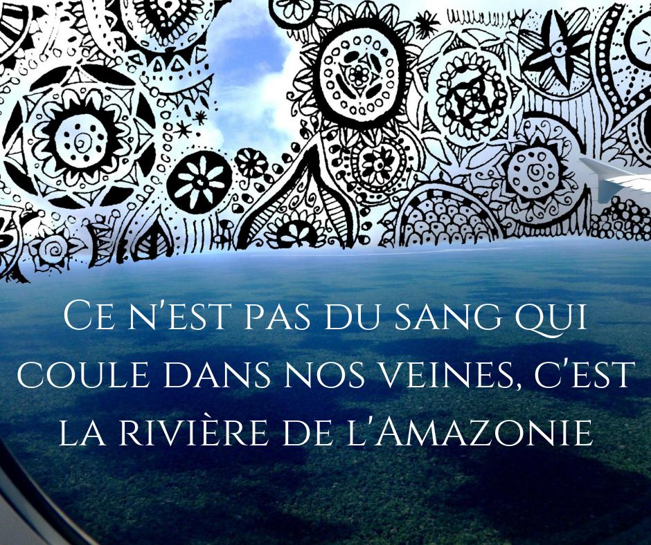 amazonie rivière - Amérique du sud