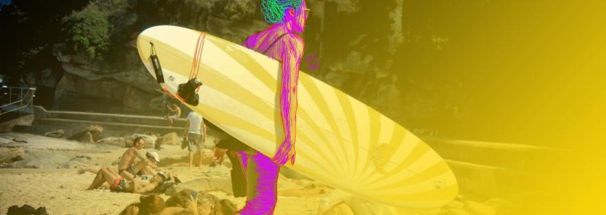 surfeur bondi australie argentine amérique latine