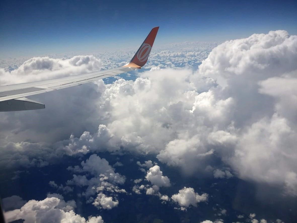 avion vol pollution amérique latine