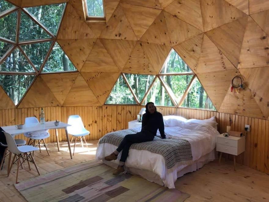 dome de bois uruguay - week end buenos aires