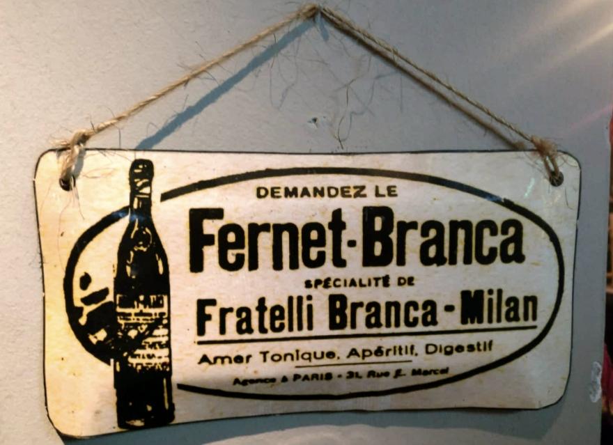 fernet argentine italie