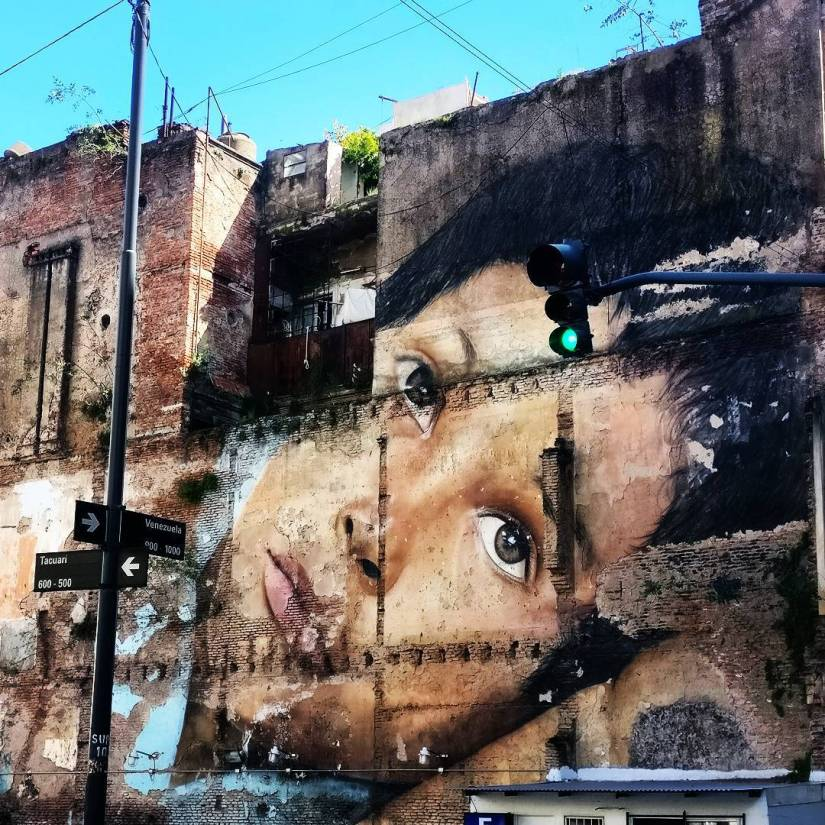 graffitis buenos aires street art