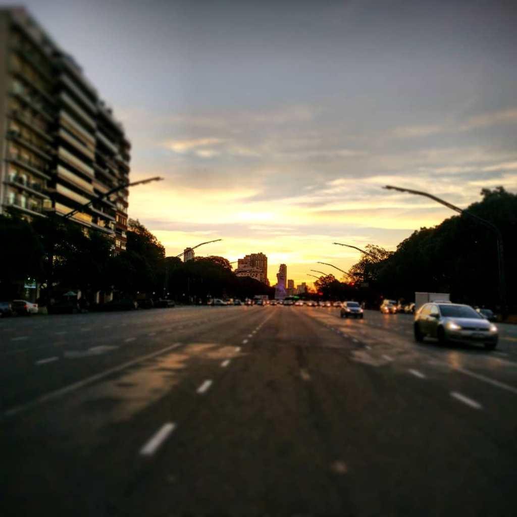 Avenue Libertador buenos aires