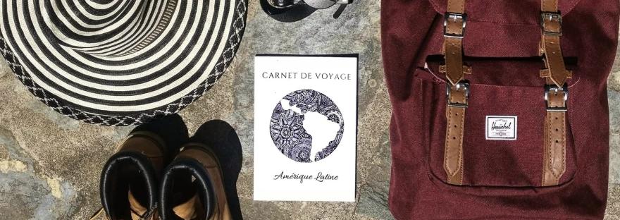 carnet voyage blog journal