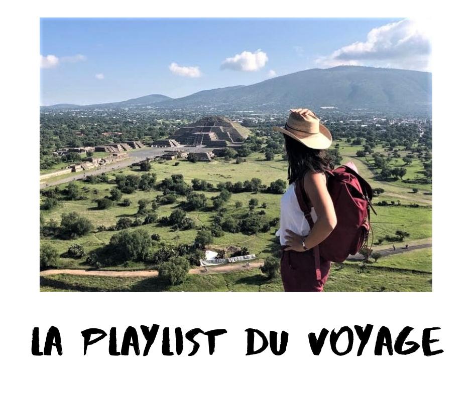 la playlist du voyage - chansons sur le voyage