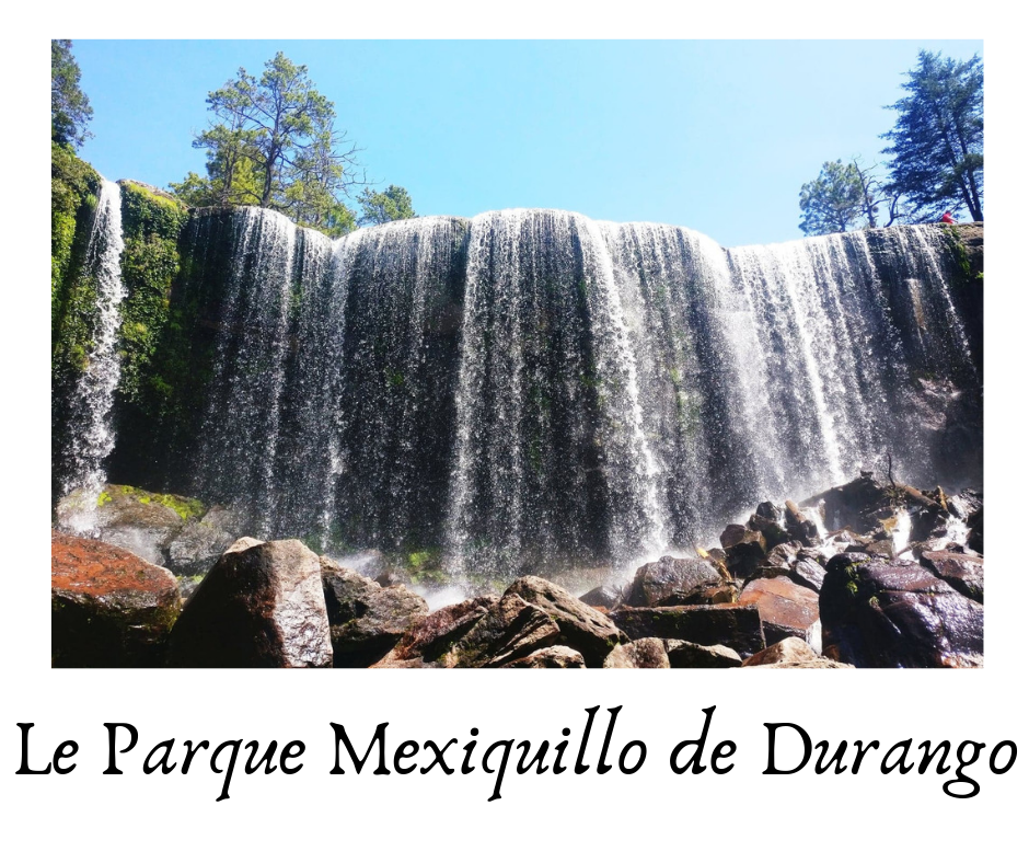le parque mexiquillo durango mexique