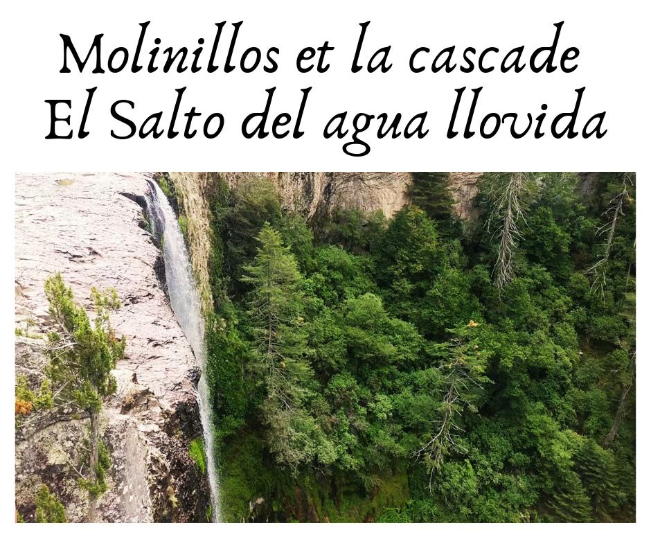 molinillos et la cascade el salto à durango au mexique