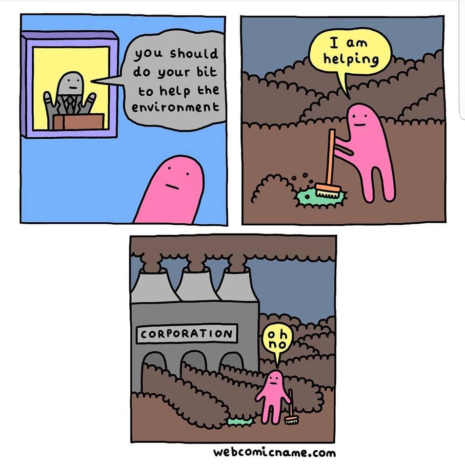 meme drôle réchauffement climatique destruction planète humour