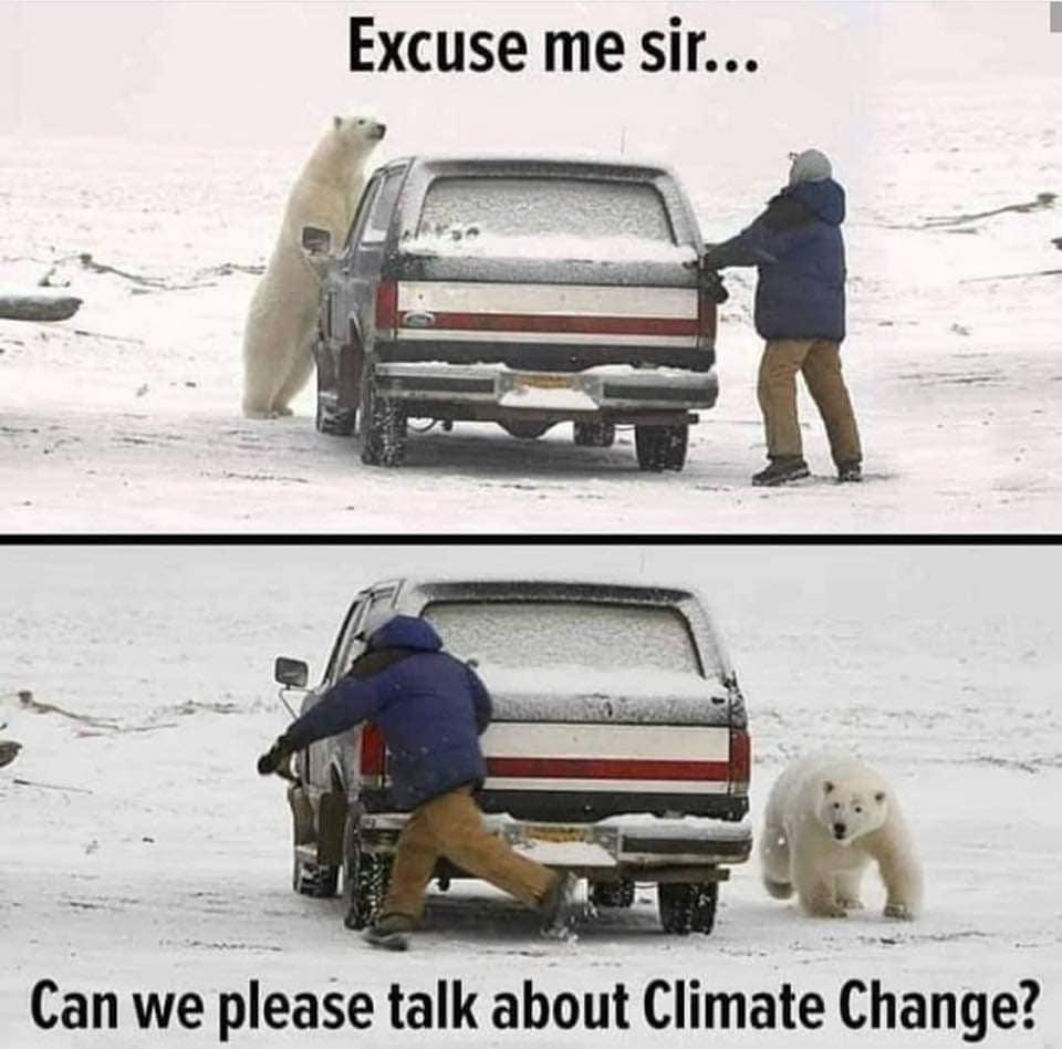 écologie environnement effondrement meme humour
