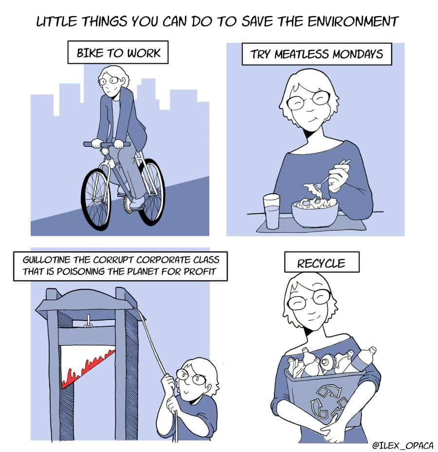 meme civilisation environnement réchauffement climatique humour