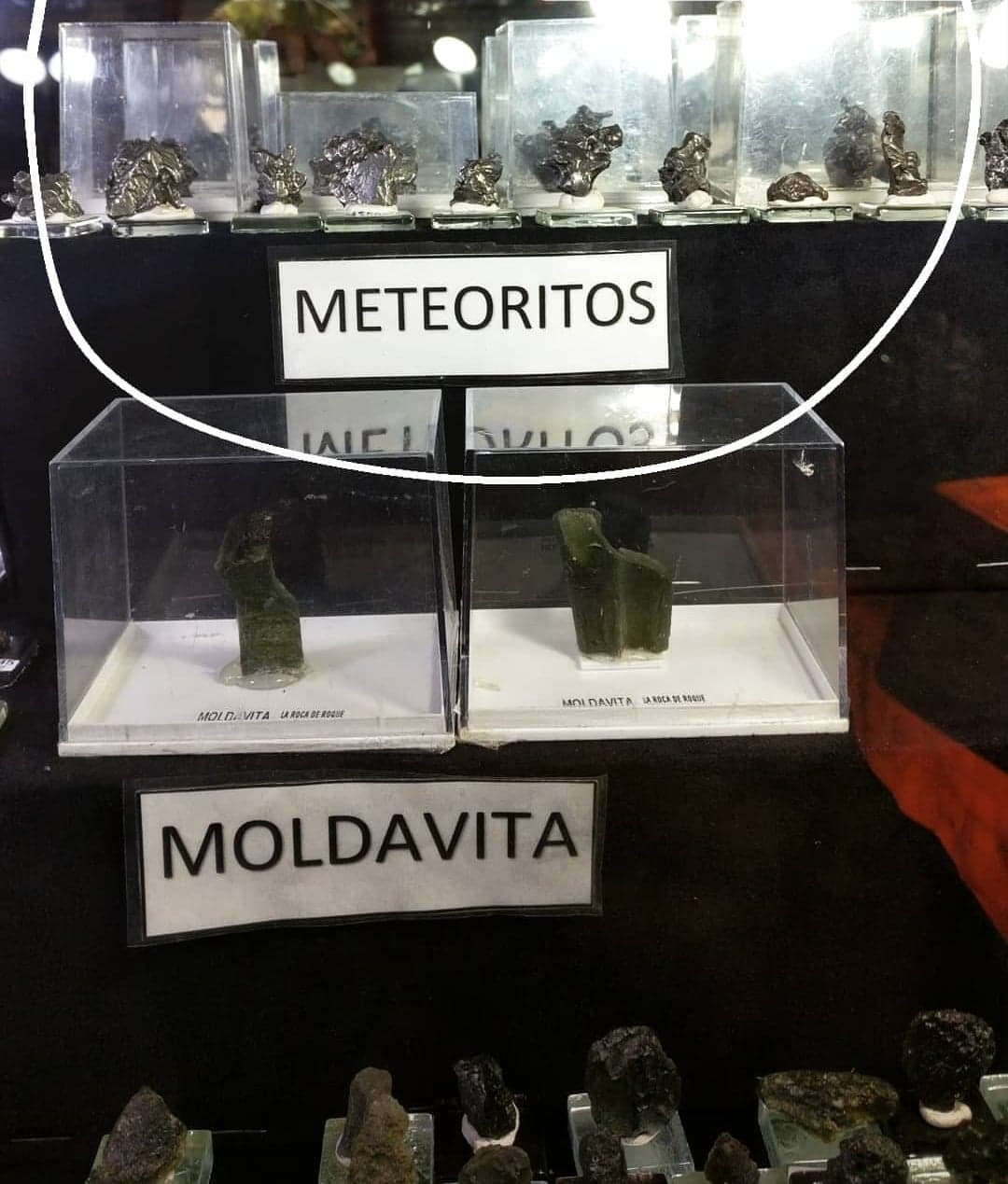 météorites zacatecas mexique