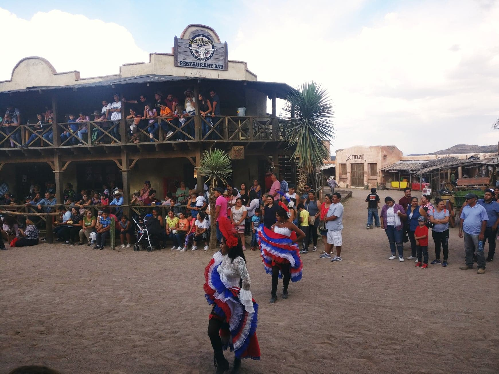 paseo del viejo oeste durango mexique