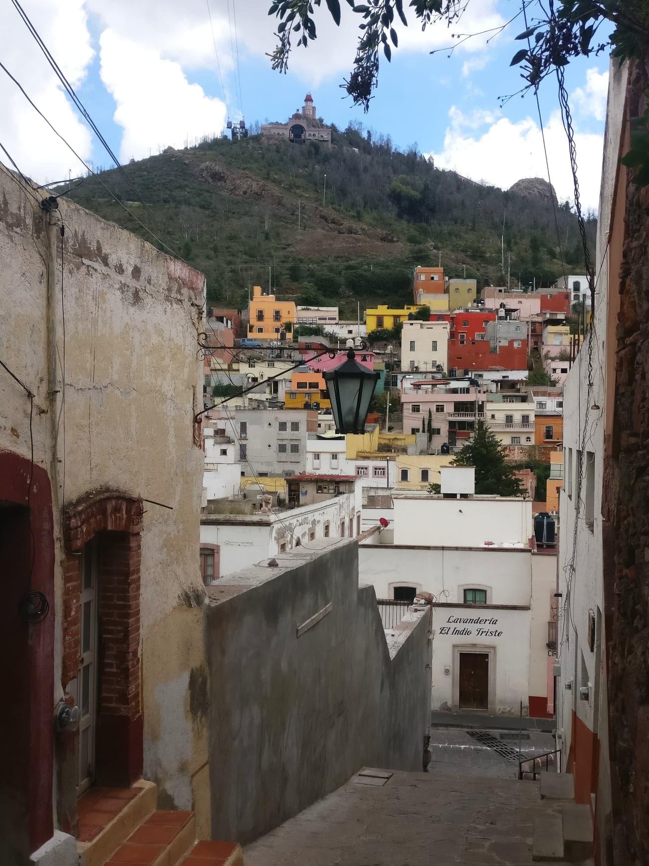 téléphérique zacatecas mexique