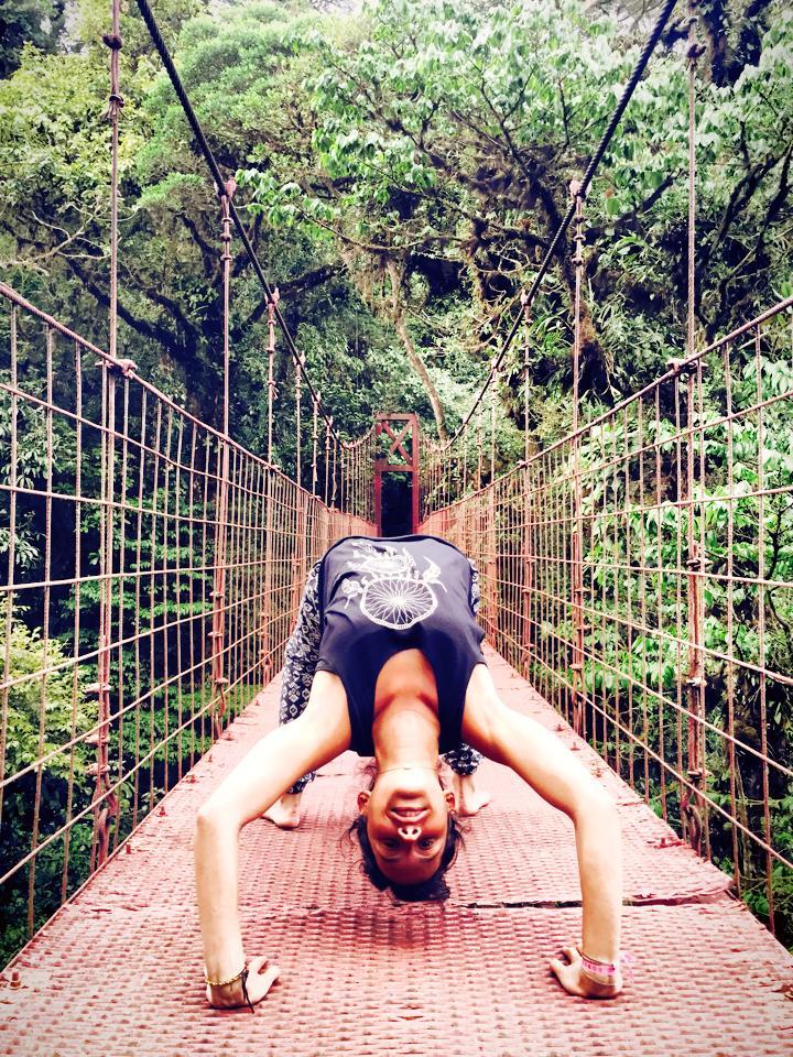 yoga monteverde costa rica spirituel amérique latine