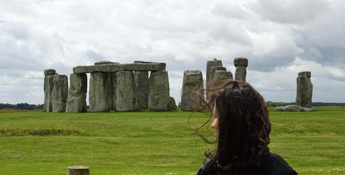 Aller a stonehenge (Angleterre) sans payer, gratuit