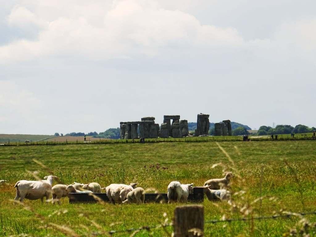 Visiter Stonehenge sans payer