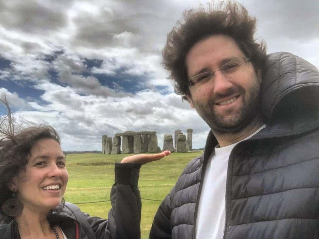 Aller à stonehenge, angleterre, gratuitement
